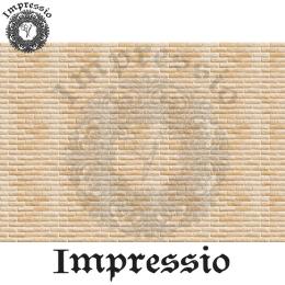 215304. Рисовая декупажная карта Impressio. 25 г/м2