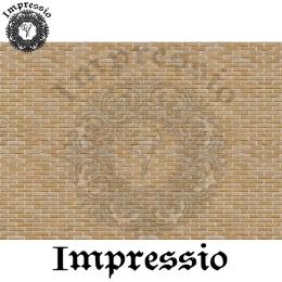 215305. Рисовая декупажная карта Impressio. 25 г/м2