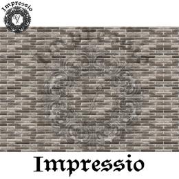 215307. Рисовая декупажная карта Impressio. 25 г/м2
