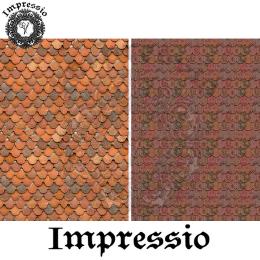 215308. Рисовая декупажная карта Impressio. 25 г/м2