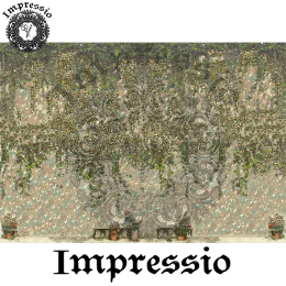 215318. Рисовая декупажная карта Impressio. 25 г/м2