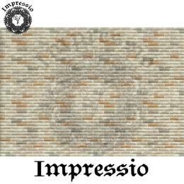 215319. Рисовая декупажная карта Impressio. 25 г/м2