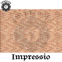 215322. Рисовая декупажная карта Impressio. 25 г/м2