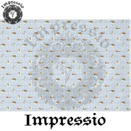 215344. Рисовая декупажная карта Impressio. 25 г/м2