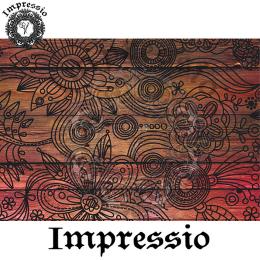 215352. Рисовая декупажная карта Impressio. 25 г/м2