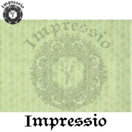 215362. Рисовая декупажная карта Impressio. 25 г/м2