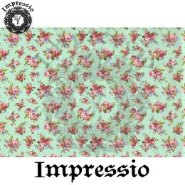 215373. Рисовая декупажная карта Impressio. 25 г/м2