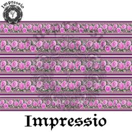 215392. Рисовая декупажная карта Impressio. 25 г/м2