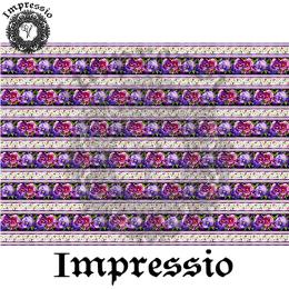 215393. Рисовая декупажная карта Impressio. 25 г/м2