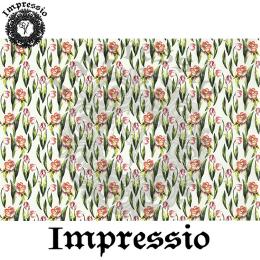 215405. Рисовая декупажная карта Impressio. 25 г/м2