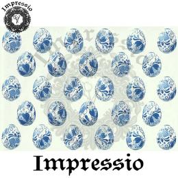 215417. Рисовая декупажная карта Impressio. 25 г/м2