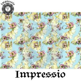 215438. Рисовая декупажная карта Impressio. 25 г/м2