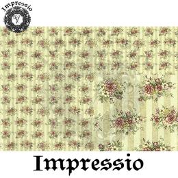 215490. Рисовая декупажная карта Impressio. 25 г/м2