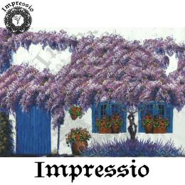 215501. Рисовая декупажная карта Impressio. 25 г/м2