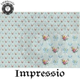 215533. Рисовая декупажная карта Impressio. 25 г/м2