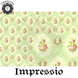 215534. Рисовая декупажная карта Impressio. 25 г/м2