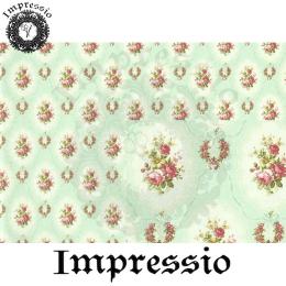 215535. Рисовая декупажная карта Impressio. 25 г/м2