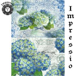 215562. Рисовая декупажная карта Impressio. 25 г/м2