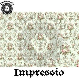 215664. Рисовая декупажная карта Impressio. 25 г/м2