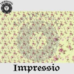 215672. Рисовая декупажная карта Impressio. 25 г/м2