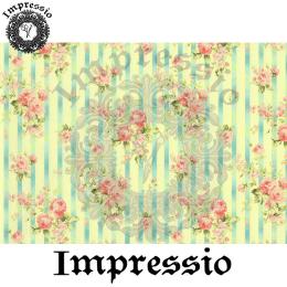 215735. Рисовая декупажная карта Impressio. 25 г/м2