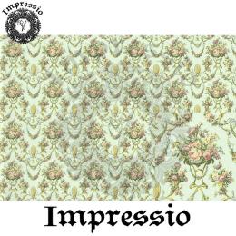 215739. Рисовая декупажная карта Impressio. 25 г/м2
