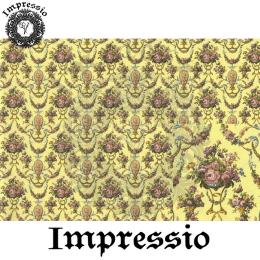 215741. Рисовая декупажная карта Impressio. 25 г/м2