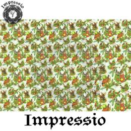 215881. Рисовая декупажная карта Impressio. 25 г/м2