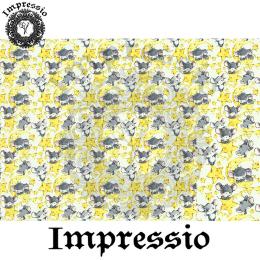 215887. Рисовая декупажная карта Impressio. 25 г/м2