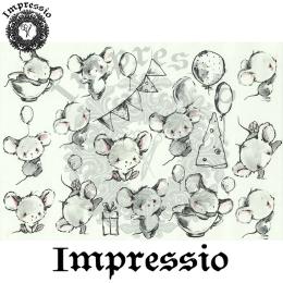 215900. Рисовая декупажная карта Impressio. 25 г/м2