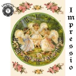 6182. Декупажная карта Impressio, плотность 45 г/м2