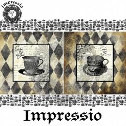 7010.  Декупажная карта Impressio, плотность 45 г/м2.