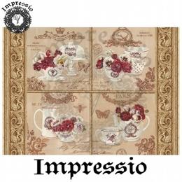 7628. Декупажная карта  Impressio, плотность 45 г/м2