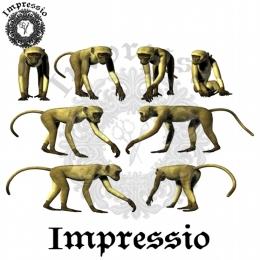 7817. Декупажная карта  Impressio, плотность 45 г/м2