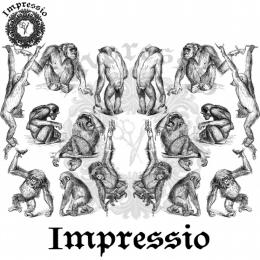 7862. Декупажная карта  Impressio, плотность 45 г/м2