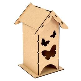 ЧД-16. Чайный домик с бабочками, МДФ