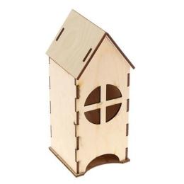 ЧД-5. Чайный домик с окошком, дерево