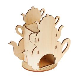 ЧД-58. Чайный домик «Башня из чайников»