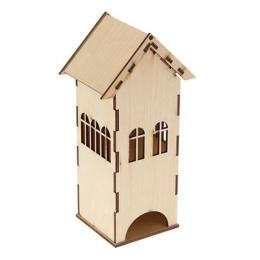 ЧД-6. Чайный домик с окошками, дерево