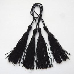 hm-1067. Кисточка, цвет черный. 10 шт., 10 руб/шт