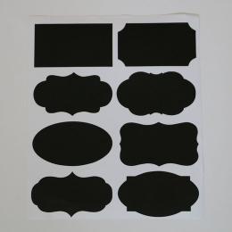 hm-1076. Набор наклеек для надписей. 5 шт., 40 руб/