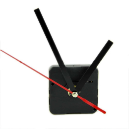 hm-1197. Часовой механизм со стрелками шток 12