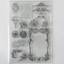hm-1377. Набор силиконовых штампов