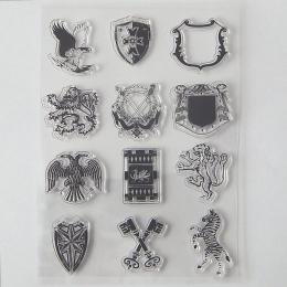 hm-1389. Набор силиконовых штампов