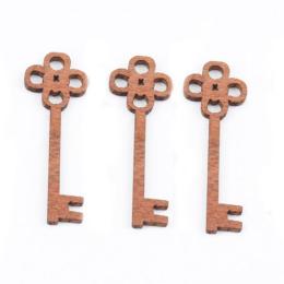 hm-2052. Ключ, дерево. 5 шт., 11 руб/шт