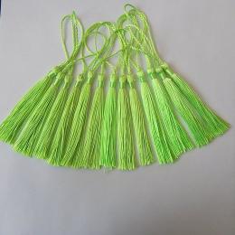 hm-2130. Кисточка, цвет светло-зеленый. 5 шт., 11 руб/шт