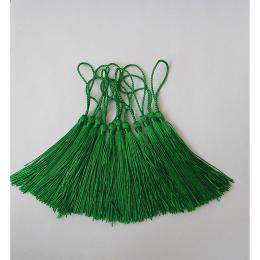 hm-2133. Кисточка, цвет зеленый. 5 шт., 11 руб/шт