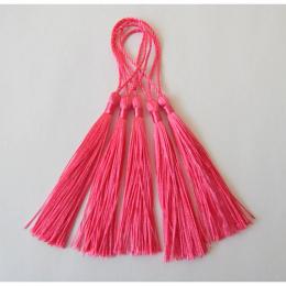 hm-2140. Кисточка, цвет розовый. 5 шт., 11 руб/шт