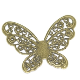 hm-258. Декоративный элемент Бабочка.