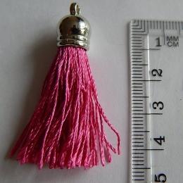 hm-639. Кисточка, цвет розовый